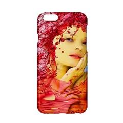 Tears Of Blood Apple Iphone 6 Hardshell Case by icarusismartdesigns
