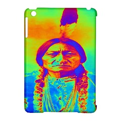 Sitting Bull Apple Ipad Mini Hardshell Case (compatible With Smart Cover) by icarusismartdesigns