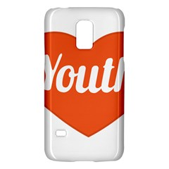 Youth Concept Design 01 Samsung Galaxy S5 Mini Hardshell Case  by dflcprints