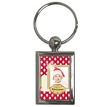 xmas - Key Chain (Rectangle)