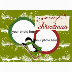 Christmas Photo Cards By Zornitza   5  X 7  Photo Cards   Hosxriqppkh7   Www Artscow Com 7 x5 Photo Card - 3