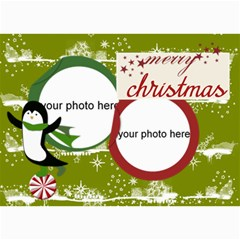 Christmas Photo Cards By Zornitza   5  X 7  Photo Cards   Hosxriqppkh7   Www Artscow Com 7 x5 Photo Card - 4