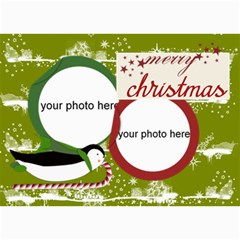 Christmas Photo Cards By Zornitza   5  X 7  Photo Cards   Hosxriqppkh7   Www Artscow Com 7 x5 Photo Card - 5