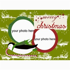 Christmas Photo Cards By Zornitza   5  X 7  Photo Cards   Hosxriqppkh7   Www Artscow Com 7 x5 Photo Card - 8