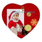 xmas - Ornament (Heart)