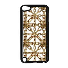 Chain Pattern Collage Apple Ipod Touch 5 Case (black) by dflcprints