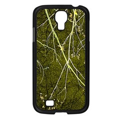 Wild Nature Collage Print Samsung Galaxy S4 I9500/ I9505 Case (black) by dflcprints