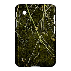 Wild Nature Collage Print Samsung Galaxy Tab 2 (7 ) P3100 Hardshell Case  by dflcprints