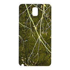 Wild Nature Collage Print Samsung Galaxy Note 3 N9005 Hardshell Back Case by dflcprints