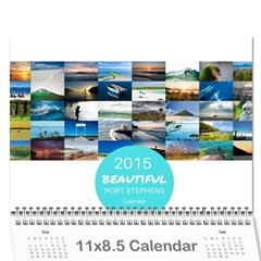2015 Bps Cal By Bonita   Wall Calendar 11  X 8 5  (12 Months)   Jucngf4osouj   Www Artscow Com Cover