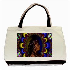 New Romantic Classic Tote Bag by icarusismartdesigns
