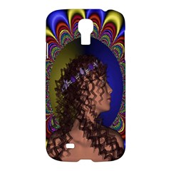 New Romantic Samsung Galaxy S4 I9500/i9505 Hardshell Case by icarusismartdesigns