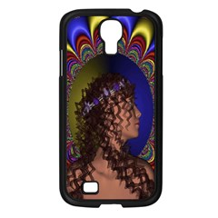 New Romantic Samsung Galaxy S4 I9500/ I9505 Case (black) by icarusismartdesigns