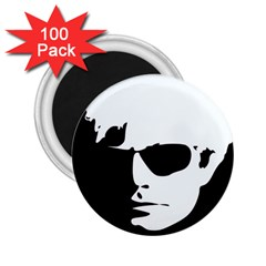 Warhol 2 25  Button Magnet (100 Pack) by icarusismartdesigns