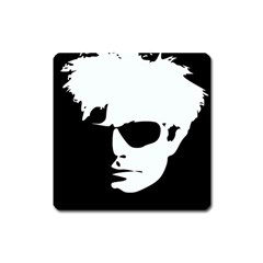 Warhol Magnet (square) by icarusismartdesigns