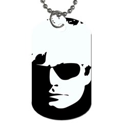 Warhol Dog Tag (two Sided)  by icarusismartdesigns