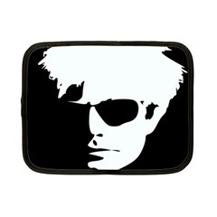 Warhol Netbook Sleeve (small) by icarusismartdesigns
