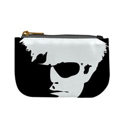 Warhol Coin Change Purse by icarusismartdesigns