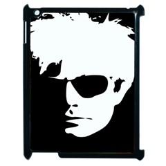 Warhol Apple Ipad 2 Case (black) by icarusismartdesigns