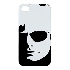 Warhol Apple Iphone 4/4s Premium Hardshell Case by icarusismartdesigns