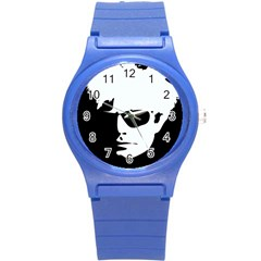 Warhol Plastic Sport Watch (small) by icarusismartdesigns