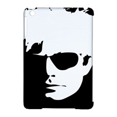 Warhol Apple Ipad Mini Hardshell Case (compatible With Smart Cover) by icarusismartdesigns