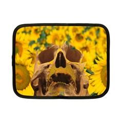 Sunflowers Netbook Sleeve (small) by icarusismartdesigns