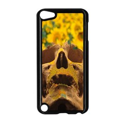 Sunflowers Apple Ipod Touch 5 Case (black) by icarusismartdesigns