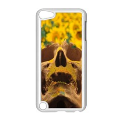 Sunflowers Apple Ipod Touch 5 Case (white) by icarusismartdesigns