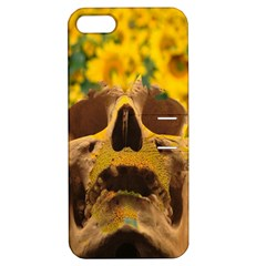 Sunflowers Apple Iphone 5 Hardshell Case With Stand by icarusismartdesigns