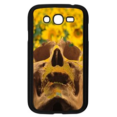 Sunflowers Samsung Galaxy Grand Duos I9082 Case (black) by icarusismartdesigns