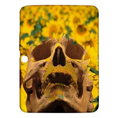 Sunflowers Samsung Galaxy Tab 3 (10 1 ) P5200 Hardshell Case  by icarusismartdesigns