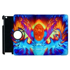Escape From The Sun Apple Ipad 2 Flip 360 Case by icarusismartdesigns