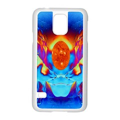 Escape From The Sun Samsung Galaxy S5 Case (white)