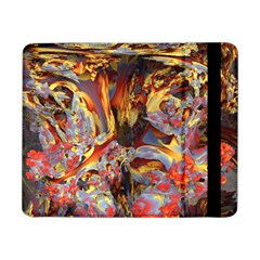 Abstract 4 Samsung Galaxy Tab Pro 8 4  Flip Case by icarusismartdesigns