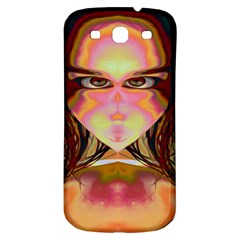 Cat Woman Samsung Galaxy S3 S Iii Classic Hardshell Back Case by icarusismartdesigns