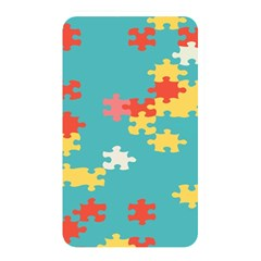 Puzzle Pieces Memory Card Reader (rectangular) by LalyLauraFLM