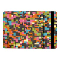 Colorful Pixels Samsung Galaxy Tab Pro 10 1  Flip Case by LalyLauraFLM