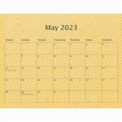 Wall Calendar 11 X 8 5 By Deca   Wall Calendar 11  X 8 5  (12 Months)   3o0h90l0x7tw   Www Artscow Com May 2015