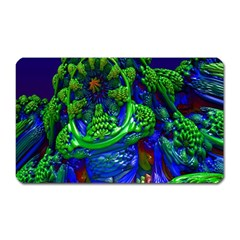 Abstract 1x Magnet (rectangular) by icarusismartdesigns