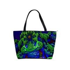 Abstract 1x Large Shoulder Bag by icarusismartdesigns