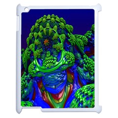 Abstract 1x Apple Ipad 2 Case (white) by icarusismartdesigns