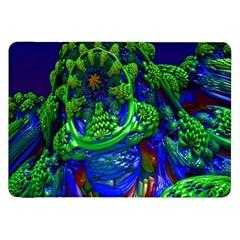 Abstract 1x Samsung Galaxy Tab 8 9  P7300 Flip Case by icarusismartdesigns