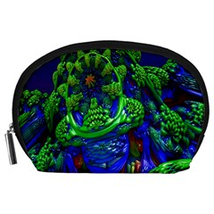 Abstract 1x Accessory Pouch (large) by icarusismartdesigns