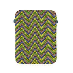 Zig Zag Pattern Apple Ipad 2/3/4 Protective Soft Case by LalyLauraFLM