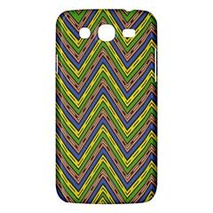 Zig Zag Pattern Samsung Galaxy Mega 5 8 I9152 Hardshell Case  by LalyLauraFLM