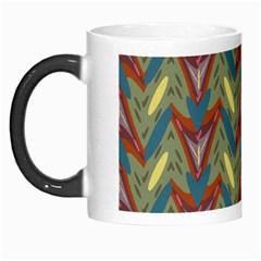Shapes Pattern Morph Mug by LalyLauraFLM