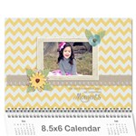 Wall Calendar 8.5 x 6: Moments Like This - Wall Calendar 8.5  x 6
