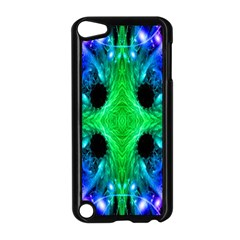 Alien Snowflake Apple Ipod Touch 5 Case (black) by icarusismartdesigns