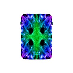 Alien Snowflake Apple Ipad Mini Protective Sleeve by icarusismartdesigns